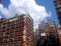 scaffold Foto de Stock Royalty Free
