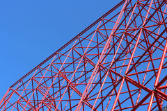 scaffold Royaltyfri Bild