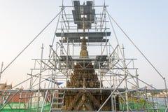 scaffold Royaltyfria Foton