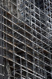 Scaffold background Royalty Free Stock Photo
