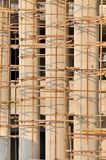 Scaffold of building under construction Royalty Free Stock Photography