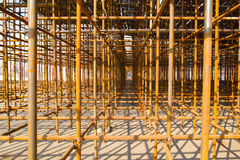 Scaffold Stock Photo