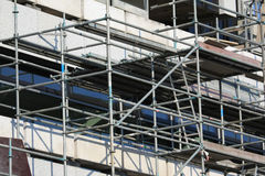 Scaffold IV Royalty Free Stock Photos