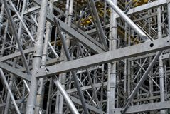 Scaffolding 1 Stock Photo
