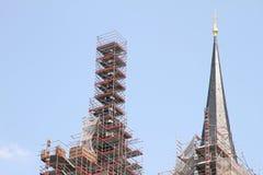scaffolding Imagens de Stock Royalty Free
