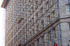 Scaffolding Stock Photos