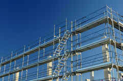 Free Scaffolding Royalty Free Stock Photo - 2122125
