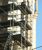 Scaffolding, Royalty Free Stock Images