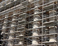 scaffolding Fotos de Stock Royalty Free