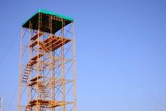 scaffolding Arkivfoto