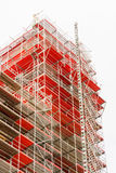 scaffolding Fotos de Stock Royalty Free