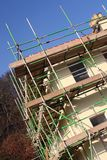 Scaffolding Stock Photo