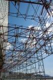 scaffolding Royaltyfri Bild
