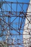 scaffolding Fotografering för Bildbyråer