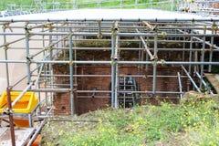 scaffolding Imagem de Stock Royalty Free