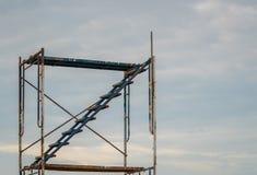 scaffolding Fotografia de Stock Royalty Free