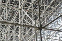 scaffolding Royaltyfria Bilder