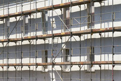 Scaffolding Royalty Free Stock Images