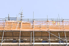Scaffolding Royalty Free Stock Photography