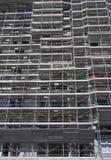Scaffolding on a construction site Stock Photos