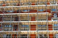 Scaffolding Stock Photo