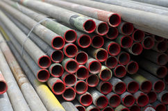 Scaffolding materials. Stock Photography