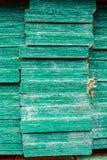 Scaffolding planks Royalty Free Stock Photos