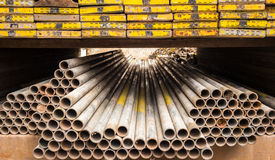 Free Scaffolding Poles And Boards Royalty Free Stock Photo - 41486085