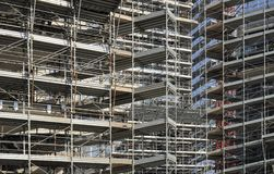 Scaffolding rhapsody #1 Stock Photos