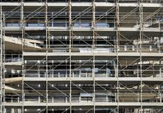 Scaffolding rhapsody #2 Stock Photography