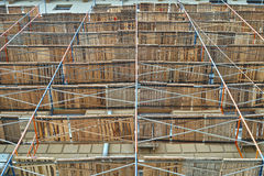 Scaffolding Royalty Free Stock Photos
