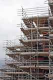 Scaffolding Royalty Free Stock Photo