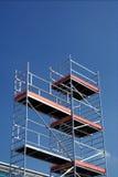 scaffoldings Zdjęcie Royalty Free