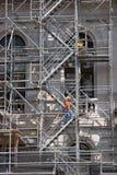 scaffoldmoment för klättra 1s 7940 Royaltyfri Foto