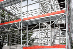 Scaffolds Stock Images