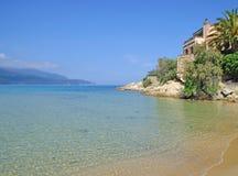 Scagliari, Elba-Insel, Toskana, Italien stockbild