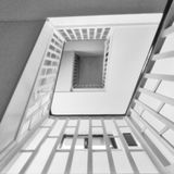 scala Fotografia Stock Libera da Diritti