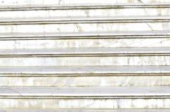 Scala bianca di Mable Immagini Stock