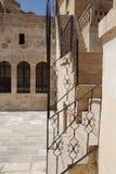 Scala che collegano i livelli della stanza Fotografie Stock Libere da Diritti