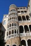 Scala Contarini del Bovolo Стоковое Фото