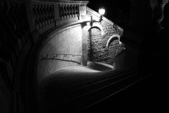 Scala dei Giganti Royaltyfri Fotografi