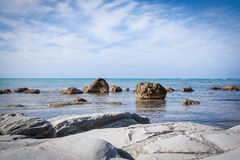 Scala dei turchi, Agrigento Stock Photo