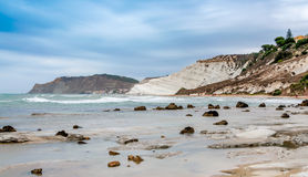 Scala dei Turchi Royalty Free Stock Photos