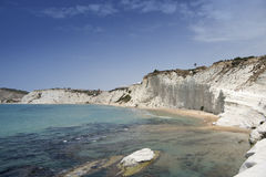 Scala Dei Turchi Stock Photos