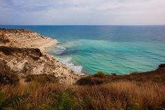 Scala dei Turchi Royalty Free Stock Photography