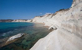 Scala dei Turchi - Sicily - 1 Stock Photo