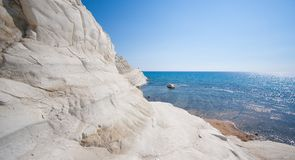 Scala dei Turchi - Sicily - 3 Royalty Free Stock Photo