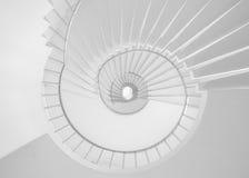 Scala del cerchio Fotografie Stock