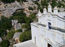 Scala del della de Madonna del dello de Santuario Fotos de archivo libres de regalías