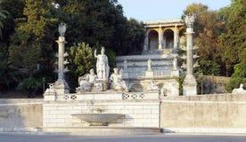 Scala del pincio Rome Stock Fotografie